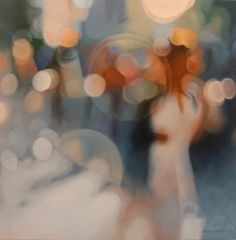 Out-of-focus Paintings - 17 By Philip Barlow…