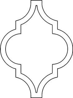 Free Printable Moroccan Wall Stencils - 8 best images of moroccan wall stencil printable - moroccan wall . with free printable moroccan stencil patterns Wall Decal Wall Stencil Patterns, Stencil Templates, Stencil Art, Stencil Designs, Printable Stencil Patterns, Letter Stencils, Templates Free, Flower Stencils, Bird Stencil