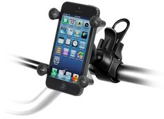 RAM Cradle Holder - Universal X-Grip® Cell Phone Holder with Ball (Part for phone mount)(iPhone Specific) Ipad Mount, Phone Mount, Iphone Holder, Cell Phone Holder, Blackberry Keyone, Bike Mount, Phone Organization, Roll Cage, Poly Bags