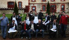 Judges from the 2010 Barossa Wine Show. #Barossa #Wine #BarossaWS14