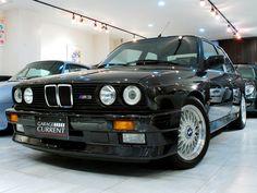 BMW M series M3(E30) 5speed manual transmission dealer car | Classic Cars Dealer Garage Current Co., LTD.
