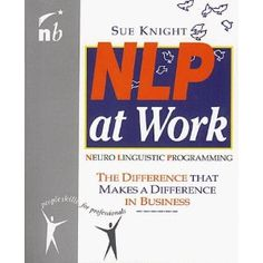 Neuro Linguistic Programming, Sue Knight