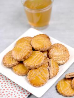 Galettes bretonnes - Recette de cuisine Marmiton : une recette
