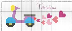 schemi punto croce Cross Stitch Bookmarks, Cross Stitch Love, Cross Stitch Cards, Cross Stitch Borders, Modern Cross Stitch, Cross Stitch Designs, Cross Stitching, Cross Stitch Embroidery, Cross Stitch Patterns