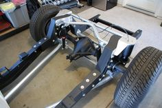 83 c10 reinnovated, air ride Rear Suspension Ideas