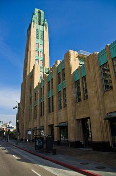 Bullocks Wilshire - Art Deco - Wikipedia