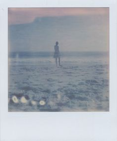 Film Photography Submission By: James Doyle  - Polaroid SX-70, Color Shade- Dreaming. August, 2010.
