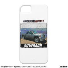 2013 Silverado 2500HD Crew Cab LT iPhone SE/5/5s Case