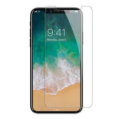 Genuine Tempered Glass Screen Protector Protection For Apple iPhone X / Xs - NEW. When inside a pocket or bag, your Apple iPhone could easily pick up scratches on its most important feature - the screen. Glass Protector, Tempered Glass Screen Protector, Apple Iphone, Iphone 6, Apple Brand, All Iphones, Screen Guard, Glass Film