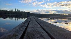 Ubbemålasjön near Emmaboda (South Sweden)