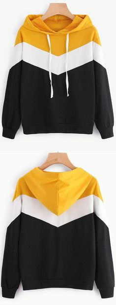 Up to 68% OFF! Drop Shoulder Drawstring Contrast Hoodie. Zaful,zaful.com,zaful fashion,tops,womens tops,outerwear,sweatshirts,hoodies,hoodies outfit,sweatshirts outfit,long sleeve tops,sweatshirts for teens,winter outfits,fall outfits,tops,sweatshirts for women,women's hoodies,womens sweatshirts,cute sweatshirts,floral hoodie,crop hoodies,oversized sweatshirt, halloween costumes,halloween,halloween outfits,halloween tops,halloween costume ideas. @zafulbikini Extra 10% OFF Code:zafulbikini