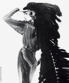 Bob Mackie, le couturier mode des stars : Cher, Diana Ross, Whitney Houston, Tina Turner | Vogue