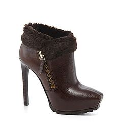 Guess Ivorie Booties #Dillards
