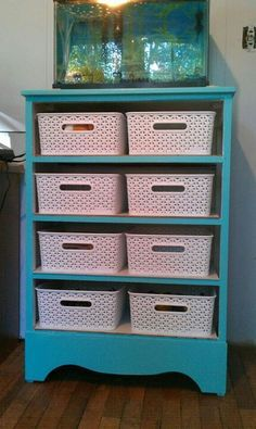 my repurposed life change up an old chest of drawers or