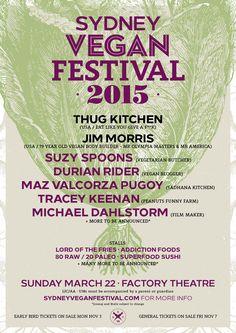 #Sydney #Vegan #Festival, #Marrickville, New South Wales, AU http://sydneyveganfestival.com