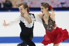 NHK杯・アイスダンスSD | フィギュアスケート | 実況 | スポーツナビ