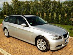 BMW 320 - BMW 3 2.0 E91 **Śliczna **Bezwypadkowa**