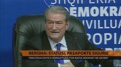 Berisha: Statusi, pasaportë sigurie - http://bit.ly/1v5kmVi