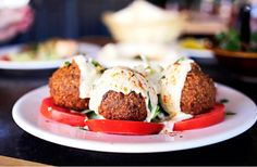 Perth's Best Falafel Falafel, Perth, Baked Potato, Vegetarian, Tasty, Australia, Urban, Ethnic Recipes, Food