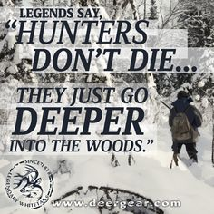 then they become Wendigo's and the other hunters have to come and kill them...see! Everything always comes full circle ;)