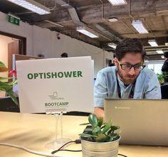 1st bootcamp day in Smart Open Lisboa @beta_i  #optishower #lisbon