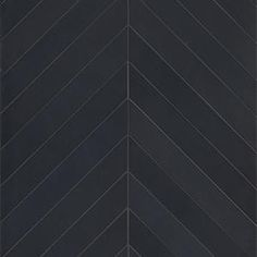Ink Chevron by Stone Source Floor Tile Grout, Cleaning Tile Floors, Tiling, Chevron Tile, Chevron Floor, Grey Chevron, Floor Patterns, Tile Patterns, Harringbone Tile