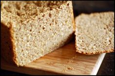 quinoa bread (loaf style) and flatbread (need to sub applesauce and flaxseed)
