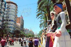 Nanos i Gegants #Alicante #MifotoAlicante #Fogueres2017 #FogueresCulturals #AlicanteCultural #CostaBlanca #AlicanteCity #Alicante #FogueresAlacant