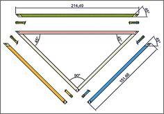 Fabricacion telar triangular fijo Porton Artesano