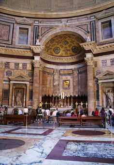 Rom, Pantheon
