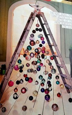 Interesting alternative to a xmas tree