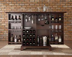 small home bar furniture - Google Search