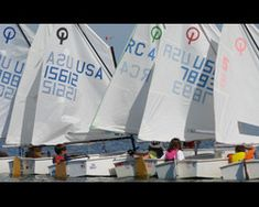 Optimist or Opti Sailing is where most junior sailors begin their sailing career.  These are great boats in which to learn to sail that encourages junior sailing.  For those of you who aren't as familiar with the Optimist program, I thought I would explain a little about it. yes i love sailing !!!