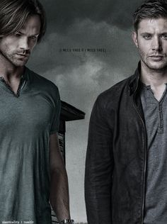 Winchester Boys. Supernatural tonight!!! :D