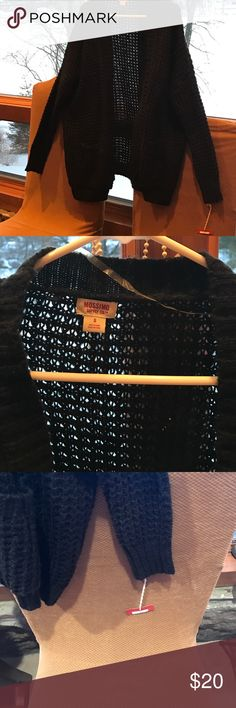 """Ladies sweaters color black size Small Brand New ladies sweaters  size  S""""  color black   Mosimo and company Mossimo Supply Co Sweaters Cowl & Turtlenecks"""
