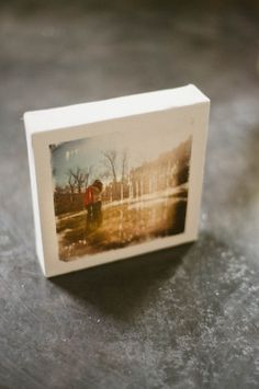 diy canvas photo tutorial