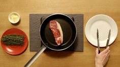 Cook The Perfect Steak | Mr Olly Bird – executive chef at Goodman – shows us how to get it just right