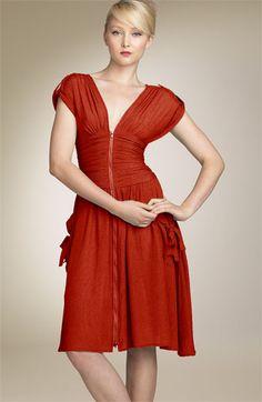 Nanette Lepore 'Ravishing' Silk Dress