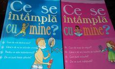 Când am comandat cartea scrisă de Marian Godină, am văzut din întâmplare şi aceste două cărţi. Mai cumpărasem două cărţi pentru copii cu temă similară, însă mi s-au părut atât de simpliste încât am…