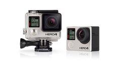 GoPro Hero 4 Black: el modelo más alto de la gama con grabación 4K 30fps