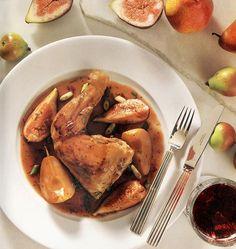 Port, Pear and Fig Casserole Recipe : Cooking.com Recipes