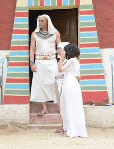 Bak (Matheus Lustosa) teme que Hori (Kauã Torres) possa morrer com a chegada da última praga