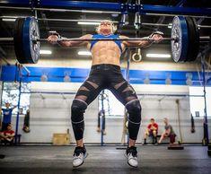 lifting & crossfit — crossfitgames: Katrin Davidsdottir   ・・・...