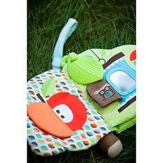 Skip Hop Treetop Friends Soft Activity Book, Owl : Target