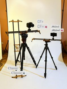 EXTRALITE G2 Camera Slider Family, from iPhone to HDSLR by Edward T Hardwick — Kickstarter