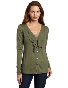 Lilla P Women's Long Sleeve Ruffle Cardigan Sweater Lilla P. $61.68. Falls below the hip. Dry Clean Only. 50% Cotton/40% Modal/10% Cashmere. Made in China. 50% Cotton/ 40% Modal/ 10% Cashmere. Perfect go-to cardigan. Feminine Ruffle detailing. Dry Clean Only