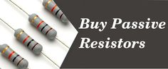 If you are looking to buy passive resistors, you must look for electronic component supplier who has a vast inventory. So, before signing a contract make sure supplier has a wide inventory of components.