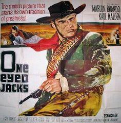 One Eyed Jacks (1961) Marlon Brando, Karl Malden