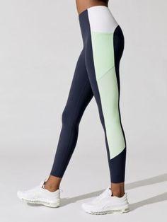 Power High Waist 7/8 Workout Leggings Sports Leggings, Workout Leggings, Fitness Outfits, Workout Attire, Workout Tops, High Waist, Active Wear, Ready To Wear, Crop Tops