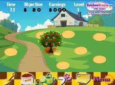 Happy Gardener online game